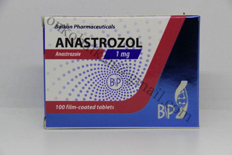 Анастрозол Anastrozol Balkan