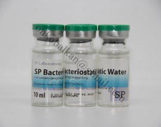 Бактериостатическая вода