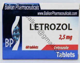 Летрозол 2,5мг 20таб