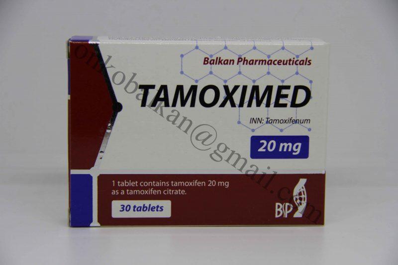 Тамоксифен Tamoximed Balkan